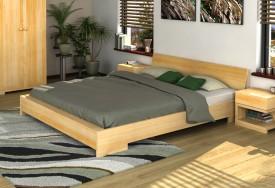 Łóżko sosnowe Visby Lagerkvist