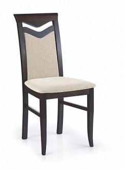 Drewniane krzesło Citrone wenge