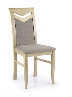 Drewniane krzesło Citrone dąb sonoma