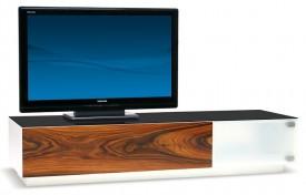 Fornirowany stolik pod telewizor Swing S52