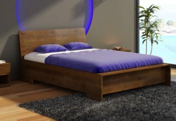 Łóżko bukowe Visby Lagerkvist High