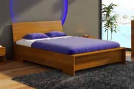 Łóżko sosnowe Visby Lagerkvist High