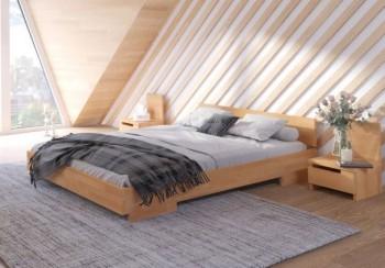 Łóżko bukowe Visby Bergman