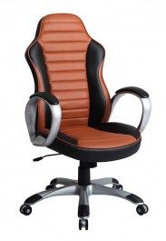 Komfortowy fotel biurowy Leopard