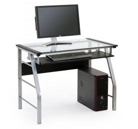 Biurko komputerowe szklane B18