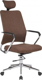 Designarski fotel biurowy Finos