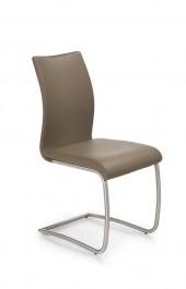 Tapicerowane krzesło na płozach K181
