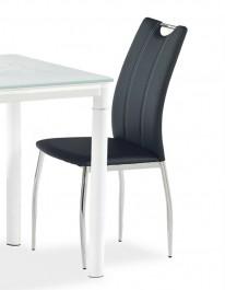 Tapicerowane krzesło z rączką K187