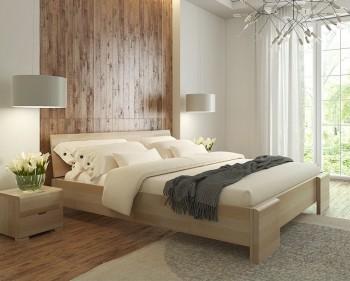 Łóżko bukowe Visby Hessler High