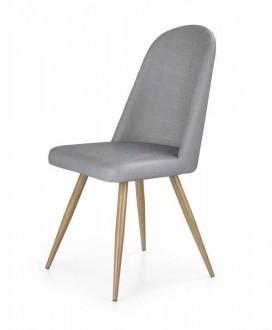 Wygodne tapicerowane krzesło K214