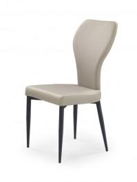 Komfortowe tapicerowane krzesło K217
