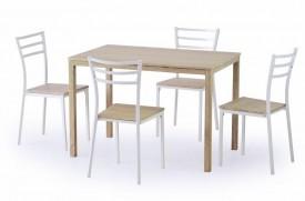 Zestaw do jadalni stół i 4 krzesła Avant