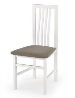 Klasyczne drewniane krzesło Paweł biały