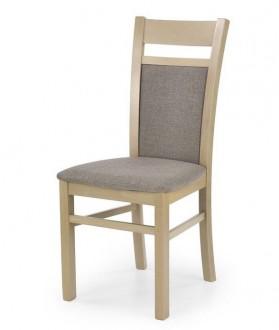 Klasyczne drewniane krzesło Gerard 2 dąb sonoma