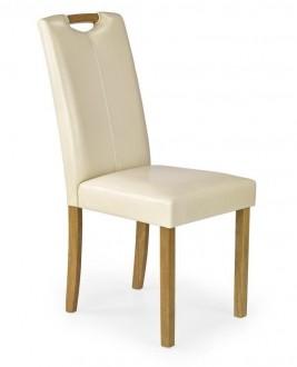 Tapicerowane krzesło z rączką Caro