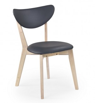 Krzesło na drewnianym stelażu Polo