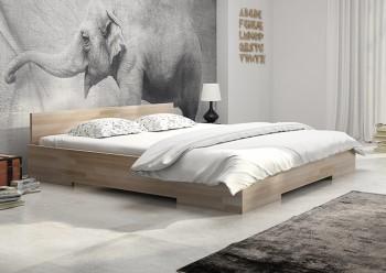 Łóżko bukowe Visby Loren