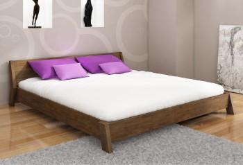 Łóżko bukowe Visby Rocco