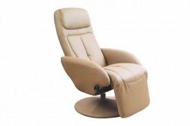Rozkładany fotel do salonu Optima