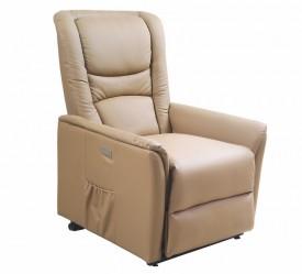 Fotel z funkcją masażu i podgrzewania Senator