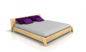 Łóżko sosnowe Visby Rocco
