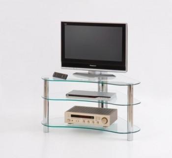 Szklany stolik pod telewizor RTV13