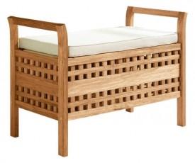 Drewniany stojak na obuwie ST5