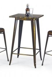Industrialny stolik barowy SB-8