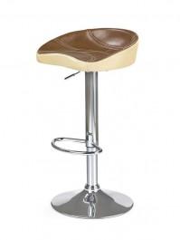 Tapicerowany stołek barowy H59