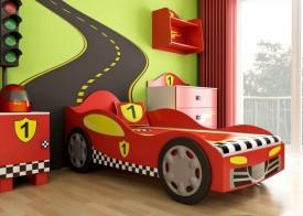 Łóżko samochód Super Speed L-SP