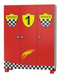 Szafa samochód Super Speed 3 drzwiowa S3-SP