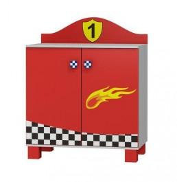 Szafka samochód Super Speed 2 drzwiowa KS-SP