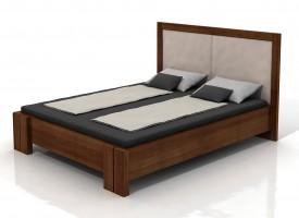 Łóżko sosnowe Visby Kronoberg High