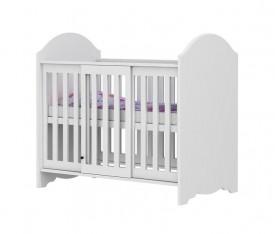 Łóżeczko niemowlęce Clasic Baby LB-CL