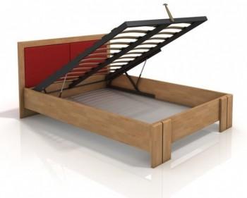 Łóżko bukowe Visby Kronoberg High BC