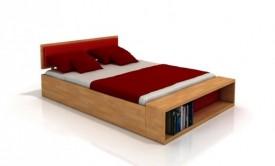 Łóżko bukowe Visby Boverio