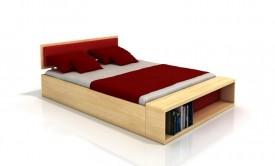 Łóżko sosnowe Visby Boverio