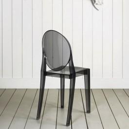 Krzesło Victoria Ghost dymione