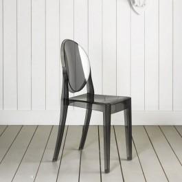Krzesło Victoria Ghost transparentna