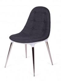 Krzesło nowoczesne Philippe Passion tkanina