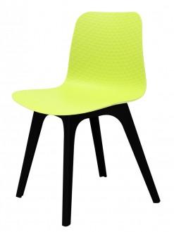 Krzesło z tworzywa do jadalni Krado DSX