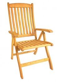 Fotel ogrodowy Kansas 7-pozycyjny