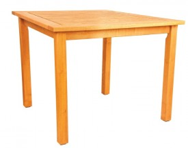 Stół ogrodowy Kansas 90 x 90 cm