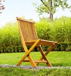 Krzesło ogrodowe składane Sun