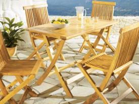 Stół ogrodowy Sun 110 x 70 cm