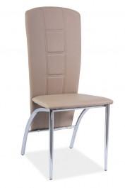 Krzesło z wysokim oparciem H120