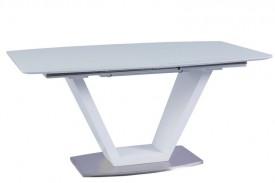 Biały rozkładany stół Morano