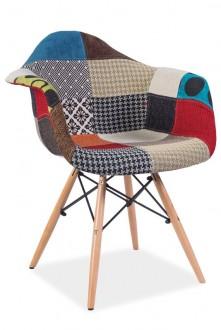 Krzesło patchwork Denis A