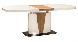 Rozkładany stół na jednej nodze Cangas