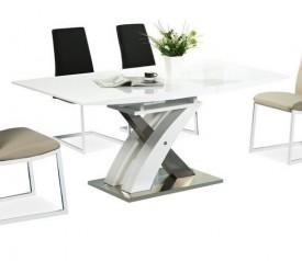 Stół rozkładany Raul biały